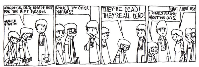 Humans vs Zombies Part 7