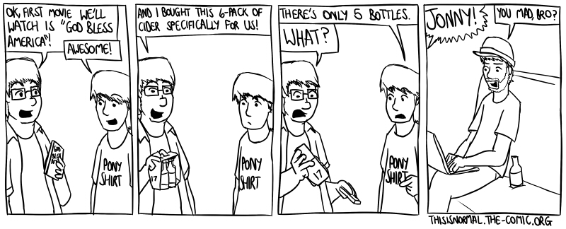 Cider Theft