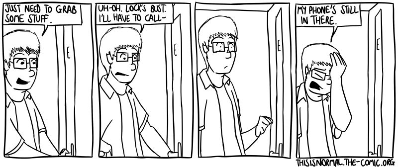 Bust Lock - Part 1