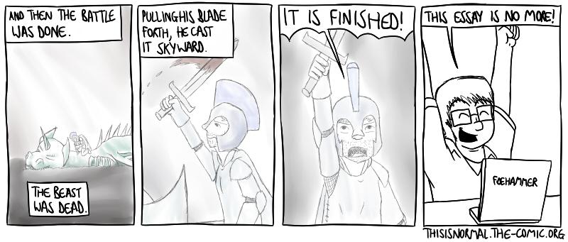 Epic Tale