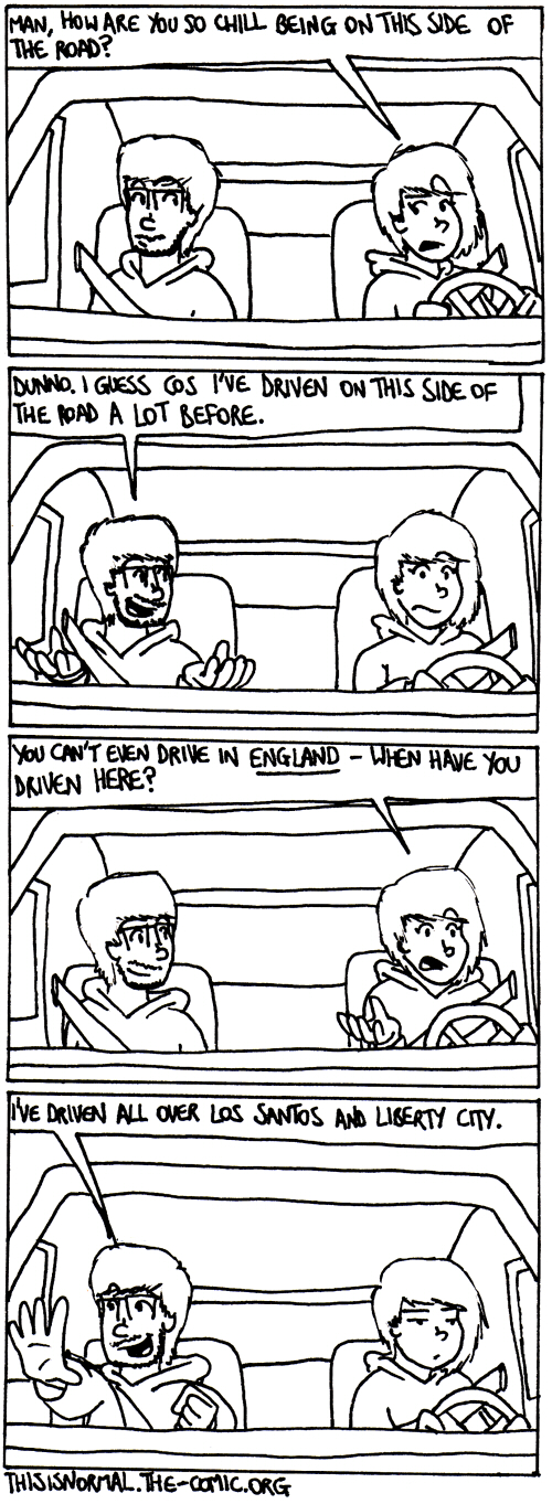 Canada - Part 5: Driving