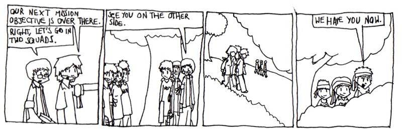 Humans vs Zombies Part 4